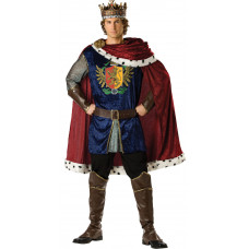 Noble King Deluxe Costume