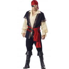 Pirate Deluxe Costume