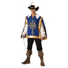 Musketeer Deluxe Costume