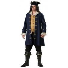 Cap'n Cutthroat Deluxe Costume