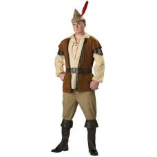 Robin Hood Plus Size Deluxe Costume
