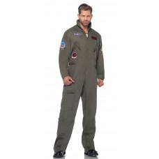 Top Gun Flight Suit - Plus Size