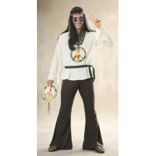 Groovin' Man Hippie Costume