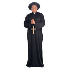 Priest Plus Size Costume