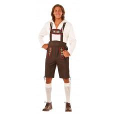 Beer Garden Guy Costume