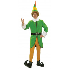 Buddy The Elf Deluxe Costume