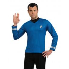 Spock Blue Shirt