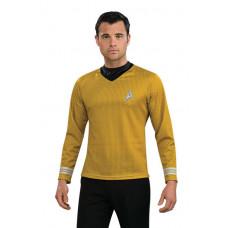 Captain Kirk Gold Shirt