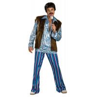 Hippie Rockstar Guy Costume