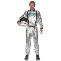 Astronaut Silver Suit