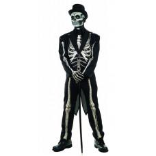 Bone Chillin Skeleton Costume
