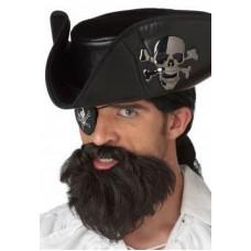 The Captain Mustache-Beard