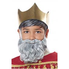 Wise Man Mustache & Beard