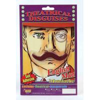English Man Mustache