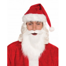 Santa Beard & Mustache