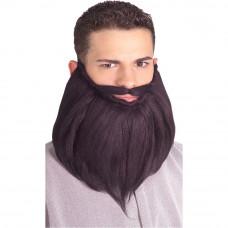 Black Beard & Mustache