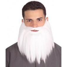 White Beard & Mustache