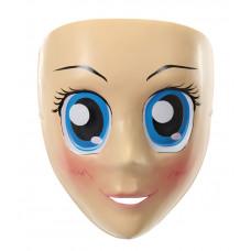 Anime Half Mask