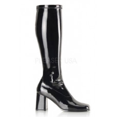 Black GoGo Boots