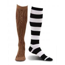 Pirate Peg Leg Socks