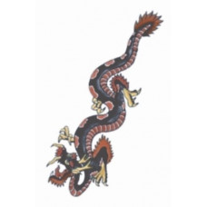 1930 Dragon Tattoo