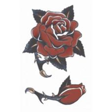 1940 Rose Tattoo