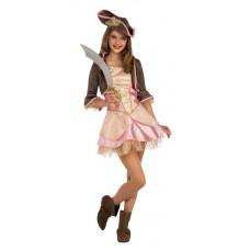 Pink Pirate Costume
