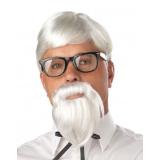 The Colonel Wig & Beard Set