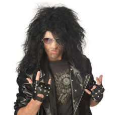 Heavy Metal Rocker Wig