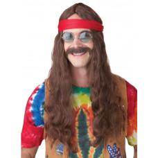 Hippie Man Wig