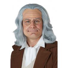 Benjamin Franklin Wig