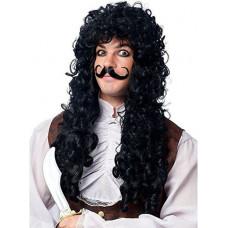 Captain Hook Wig
