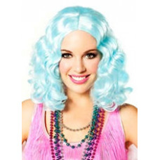 Party Flapper Wig