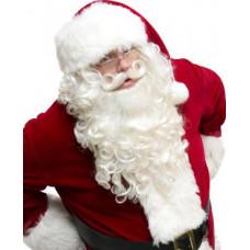 Ultimo Santa Wig, Mustache & Beard Set