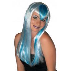 Blueberry Ice Wig