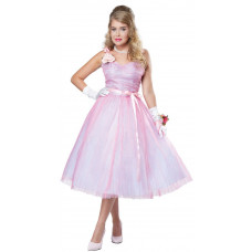 50's Teen Angel Costume