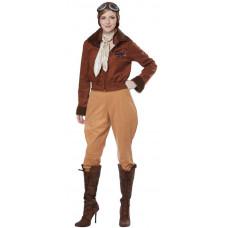 Amelia Earhart Aviator Costume