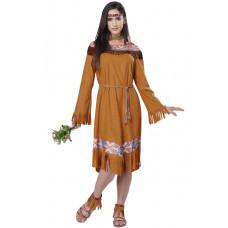 Classic Indian Maiden Costume