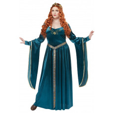 Lady Guinevere Plus Size Costume