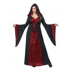 Gothic Plus Size Robe