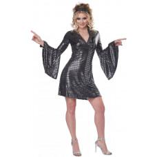 Disco Dance Queen Costume
