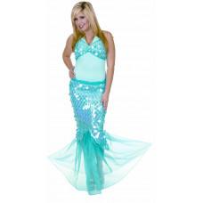 Blue Lagoon Mermaid Costume