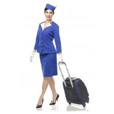 Retro Stewardess Costume