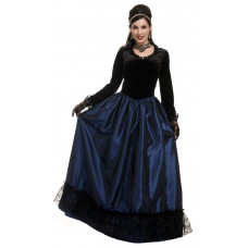 Dark Victorian Princess Costume