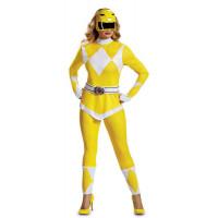 Yellow Ranger Costume