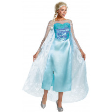 Elsa Snow Queen Costume