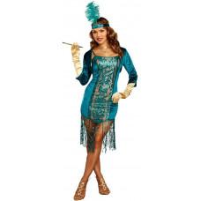 High Society Costume