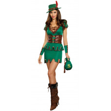 Robbin' Da Hood Costume