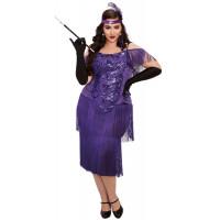 Miss Ritz Plus Size Costume