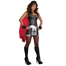 Battle Babe Costume